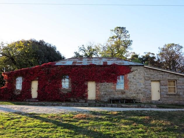 historic autumn
